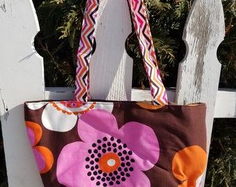 Flower Power Shoulder Bag