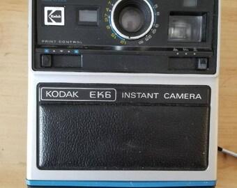 Vintage Polaroid Camera 70s