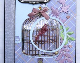 Scrapbook Mini Wedding Album