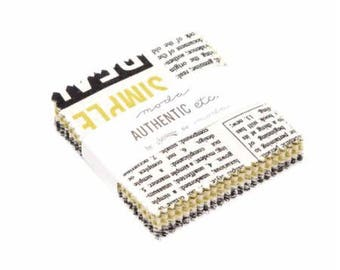 SALE 2 MINI charm pack AUTHENTIC etc Moda Fabric by Sweetwater