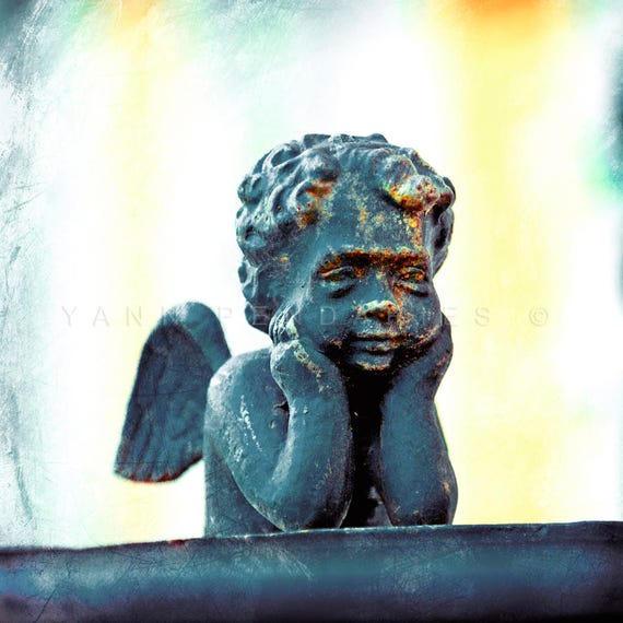Cupidon cherub, angel photography