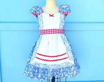 Raggedy Ann costume for girls, Rag doll costume, Halloween Costume, toddler costume, baby costume, Halloween outfit girls, cute costume