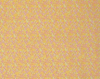 Nel Whatmore PWNW067 Orient Chopstick Sunset Cotton Fabric By Yard