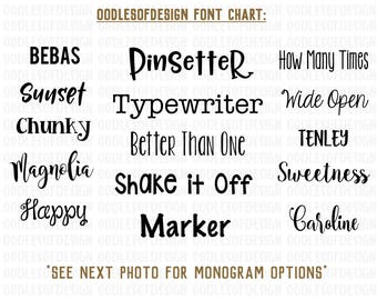 Personalized Name Decal in your choice of font and vinyl color - Computer Decal, Lunchbox Decal,  Cup Decal, School Decal, Name Stickers