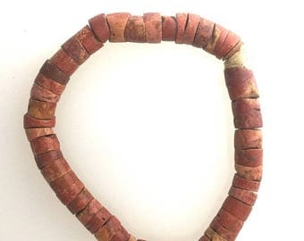 OnSale African Trade Beads. Bauxite