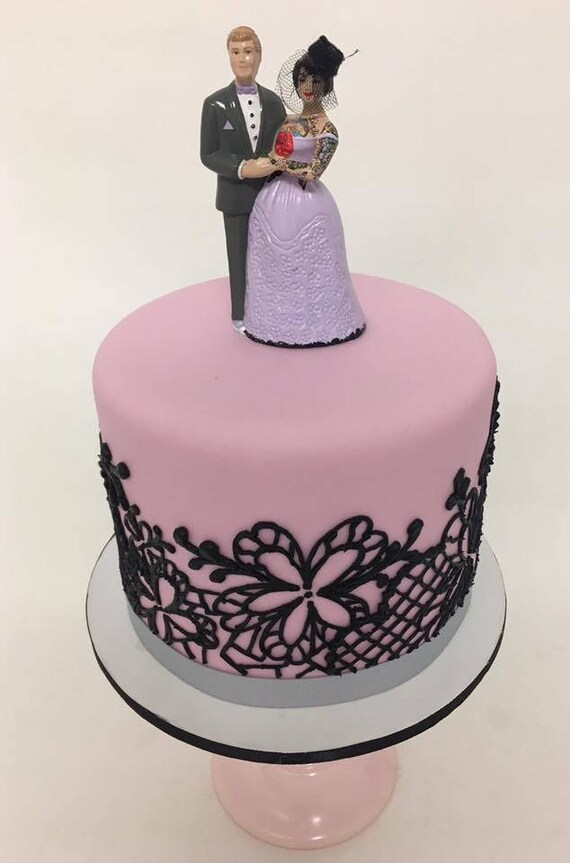 Chalkware S Cake Topper