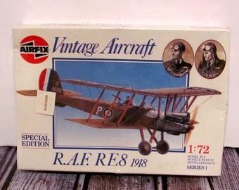 AirFix Vintage Aircrafts R.A.F. RE8 1918
