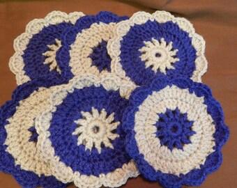 Coasters-Set of 6