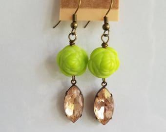 Beaded Earrings, Summer Earrings Under 10