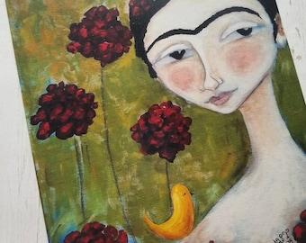 Frida 8x10 discontinued prints