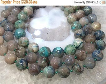 50% Mega Sale 14mm Shattuckite Gemstone Beads