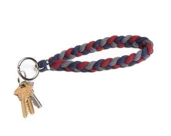 Key Fob, Keychain, Keychain Wristlet, Key Fob Wristlet, Key Ring, Lanyard, Keychain Lanyard, Wristlet Keychain, Gift Idea, Men, Women