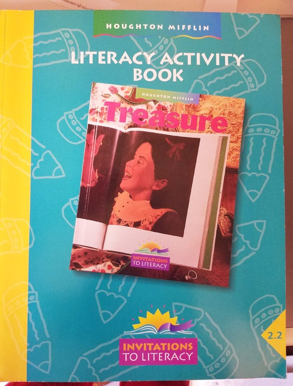 Literacy Activity Book worksheet vocabulary, comprehension and Spelling grade 2