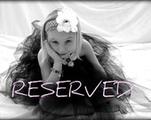 Reserved for micky26 - custom order skirt and leotard sets