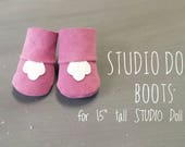 Studio Doll Shoes. Custom listing