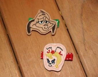 Christmas Cartoon Characters, Your Choice