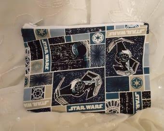 Star Wars Pencil Pouch, Makeup Bag, Gadget Case, Medicine Bag, Artists Storage Bag, Medicine Pouch, Makeup Pouch