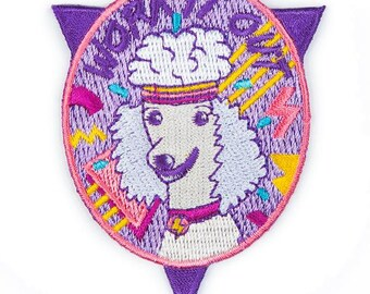 Work It Out Velcro Patch