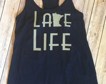 Minnesota lake life, lake life tank