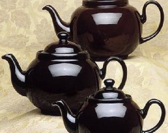 Original 6 Cup BROWN BETTY TEAPOT Made in England