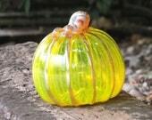 Big Bright Yellow Glass P...
