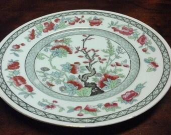 Vintage Victoria Austria China Co. Indian Tree Plate