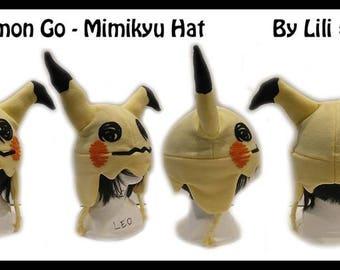 Pokemon Go Hat - Mimikyu