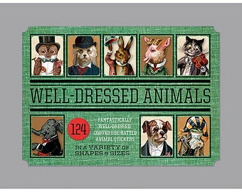 Well Dressed Animals - Sticker Box