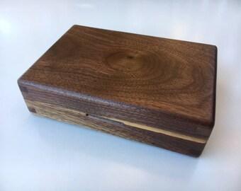 Walnut Fly Box (#17-5)