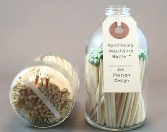 The Original - Apothecary Matchstick Bottle®