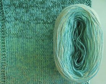 AEGEAN SILK Medley IV - Color Changing Cotton/Silk yarn - 320 yards/100 gr - Sport Weight