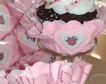 Valentine Cupcake Cuddler