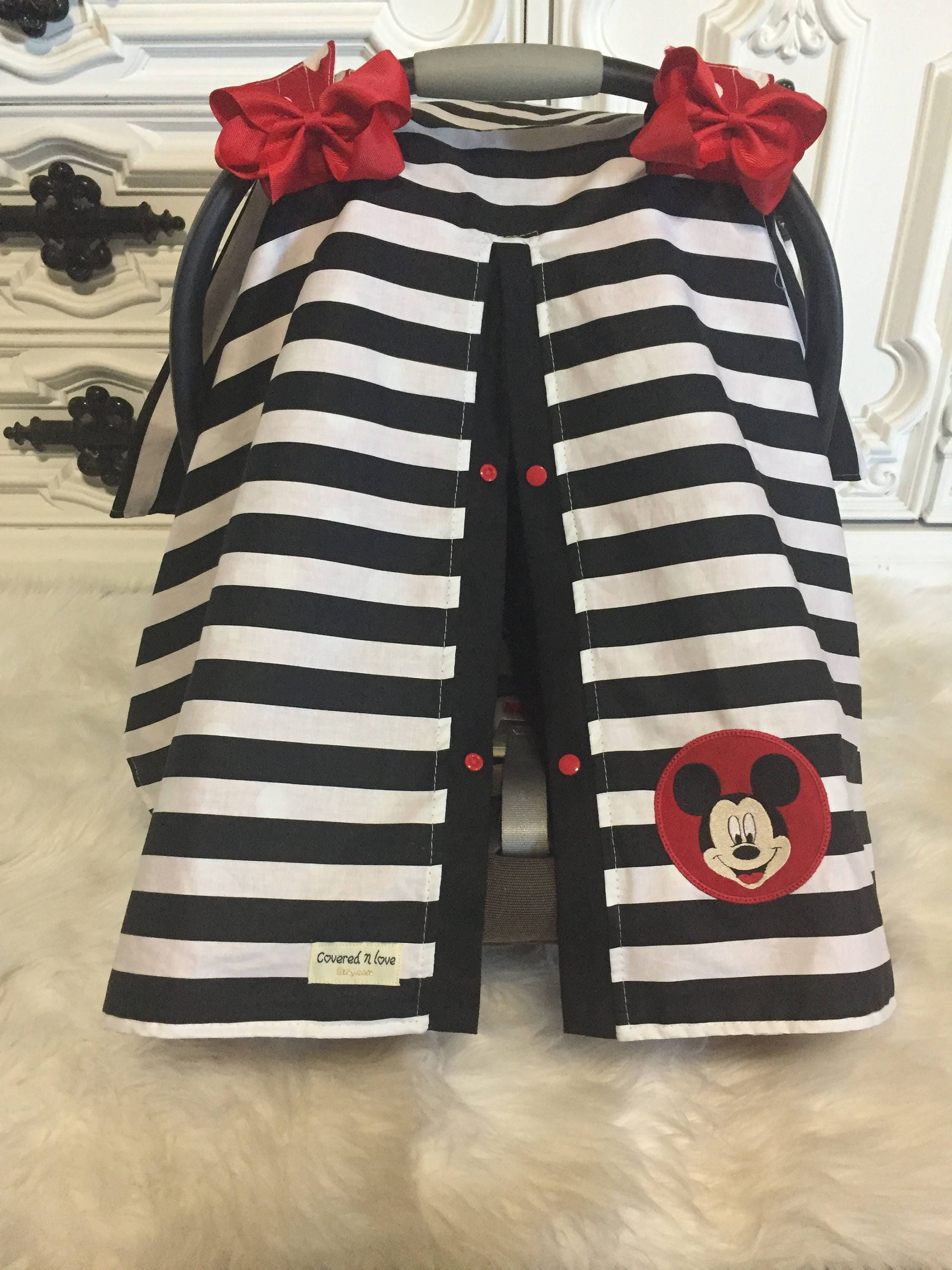 Mickey Mouse car seat canopy  car seat cover  carseat canopy  minnie mouse  mickey mouse  disney & Mickey Mouse car seat canopy  car seat cover  carseat canopy ...