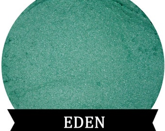 EDEN Green Eyeshadow Spring Shadow