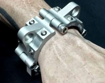 Machined Aluminum Shackle Cuff