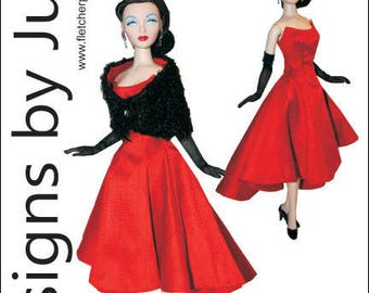 "PDF Reminisce Pattern for 15.5"" Gene Marshall Dolls Ashton Drake"