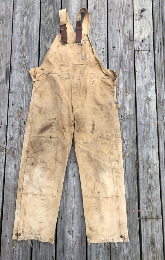 Your dad's old Carhartt overalls