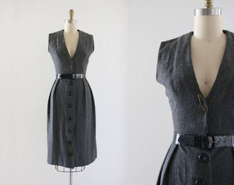 1960's wool dress