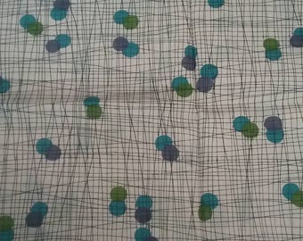 An Attempt at Art Silky Vintage Fabric Yardage