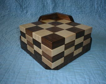 Chess Board Put-Together Kit