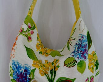 Extra Large Slouchy BAG, Shoulder Purse, Hobo, Beach BAG, Work Purse, Sling BAG, Shopping Bag, Spring Summer, Yellow, Green, Blue