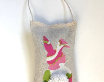 Easter Bunny Lavender Sachet - Cotton Tail - Gift