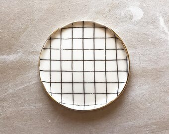 Grid Bauble Dish
