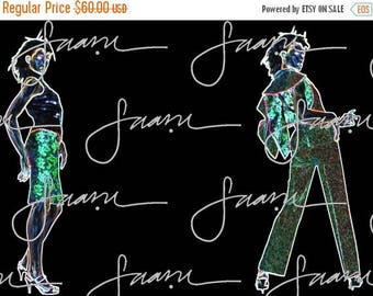 Art Meets Fashion Graphic on Cotton Dress/Tunic