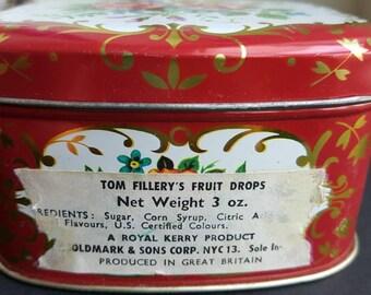 Fruit Drop Tin