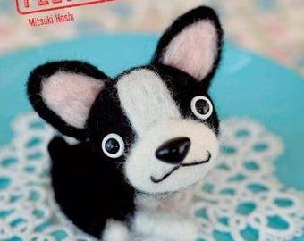 Felt Dogs Book by Mitsuki Hoshi