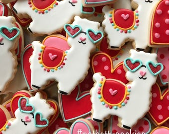 2 Dozen Llama Llama Sugar Cookie Collection