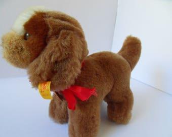 Steiff dog St,Bernard all Ids made in Germany 2380