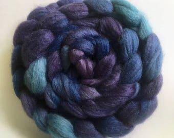 BFL Silk Roving: Capricorn