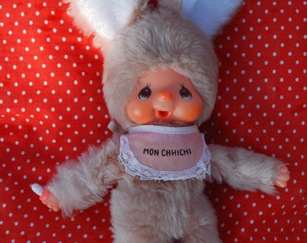 Sekiguchi Monchhichi bunny friend